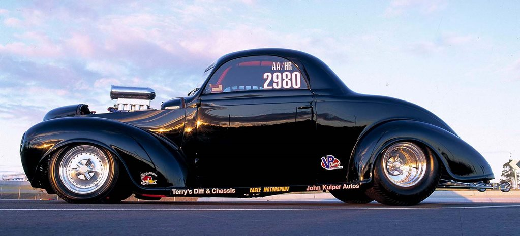 Remembering Mario Colalillo's 1000hp 1939 Plymouth coupe