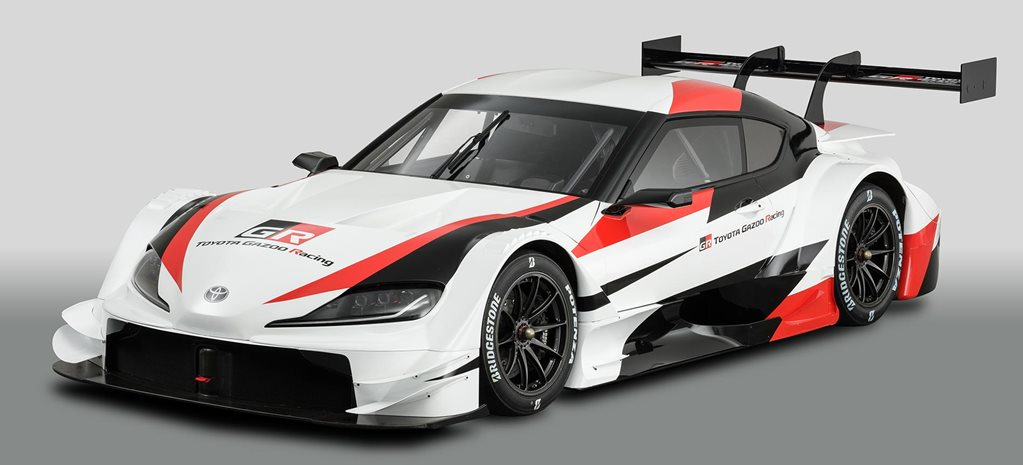 Tokyo Auto Salon 2019 Toyota Supra to join Super GT race series news