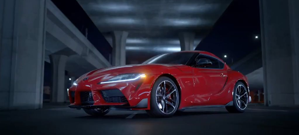 Toyota leaks official video of Toyota Supra days ahead of reveal