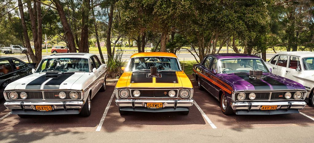 Northern Beaches Classic Muscle Car Show – Gallery