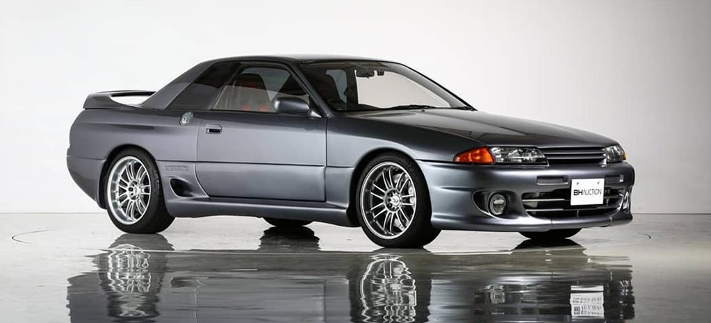 Rare 1993 HKS Zero-R R32 Skyline coming to Melbourne after auction news