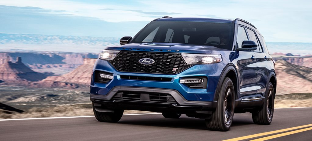 2019 Ford Explorer gallery