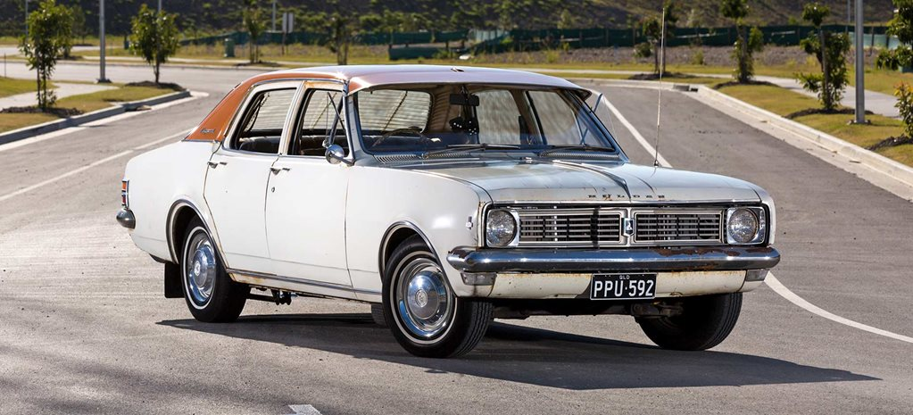LS1-powered 1970 Holden HT Kingswood sleeper