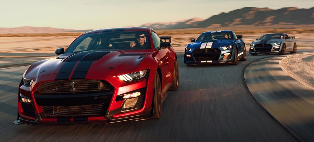 2020 Ford Mustang Shelby GT500 revealed news