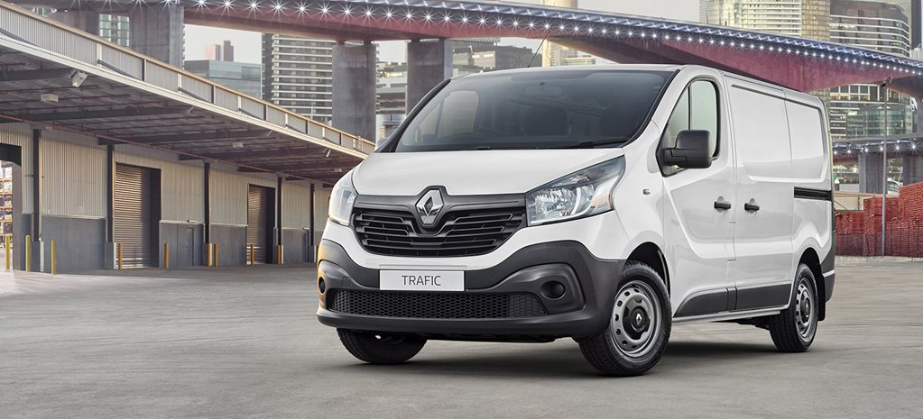 Renault rolls out cut-price Trafic van