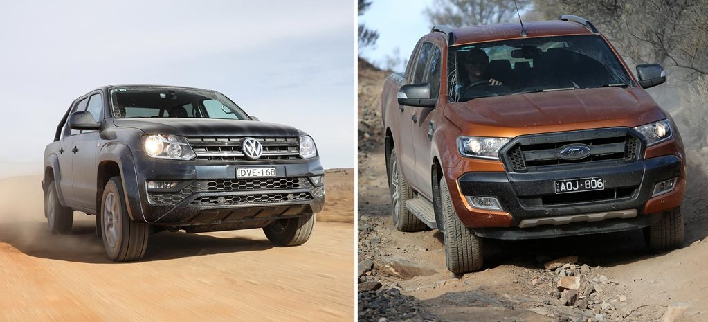 Confirmed: next Volkswagen Amarok will be a Ford Ranger