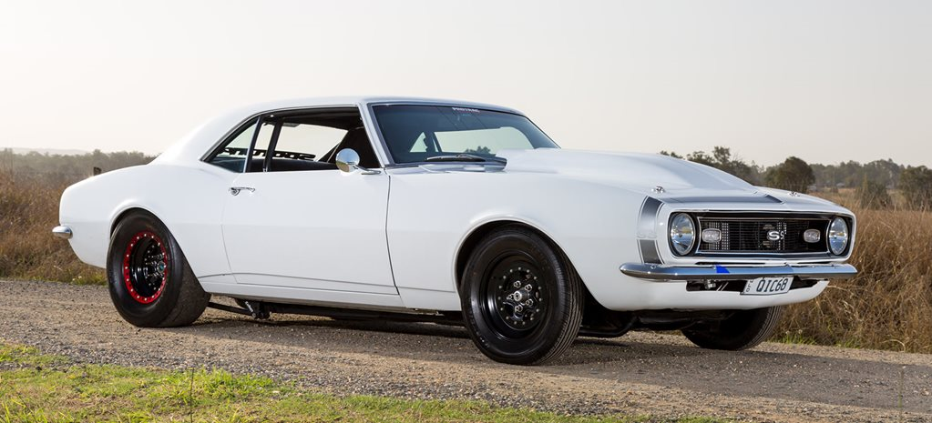 Eight-second LQ9-powered 1968 Chevrolet Camaro