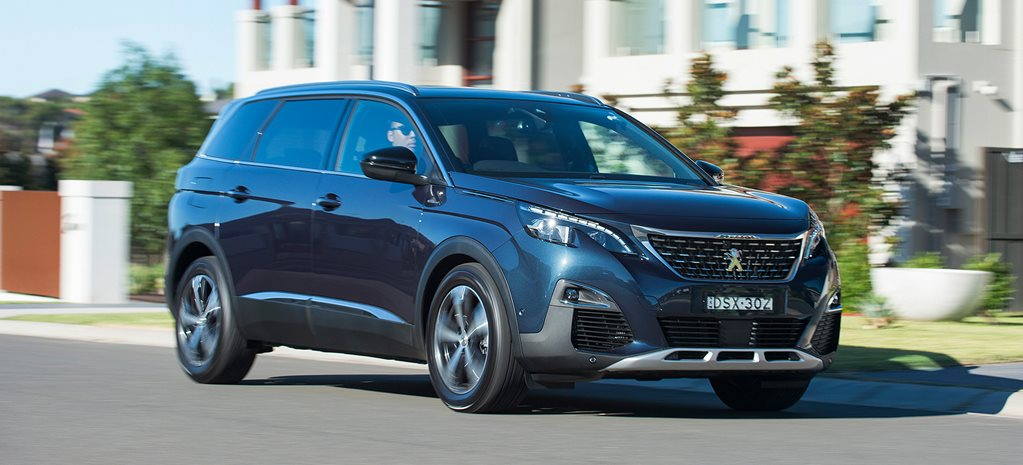 2019 Peugeot 5008 GT-Line quick review