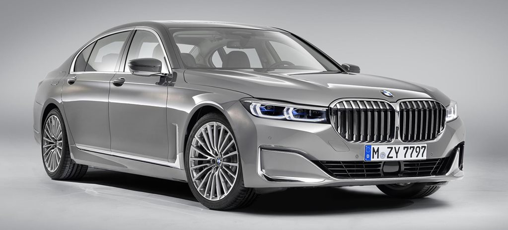 2019 BMW 7 Series facelift revealed