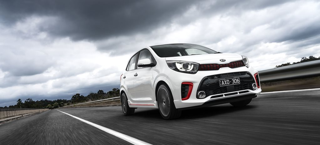 2019 Kia Picanto GT performance review