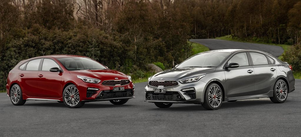 2019 Kia Cerato GT slides in as performance-focused, value-rich small car flagship