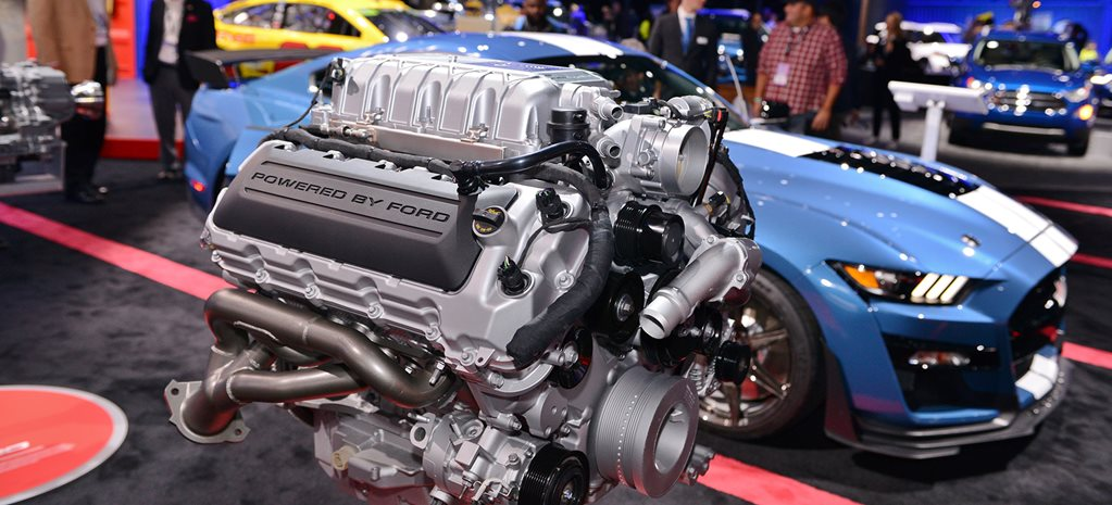 Everything we know about the Ford Mustang GT500's 522kW engine