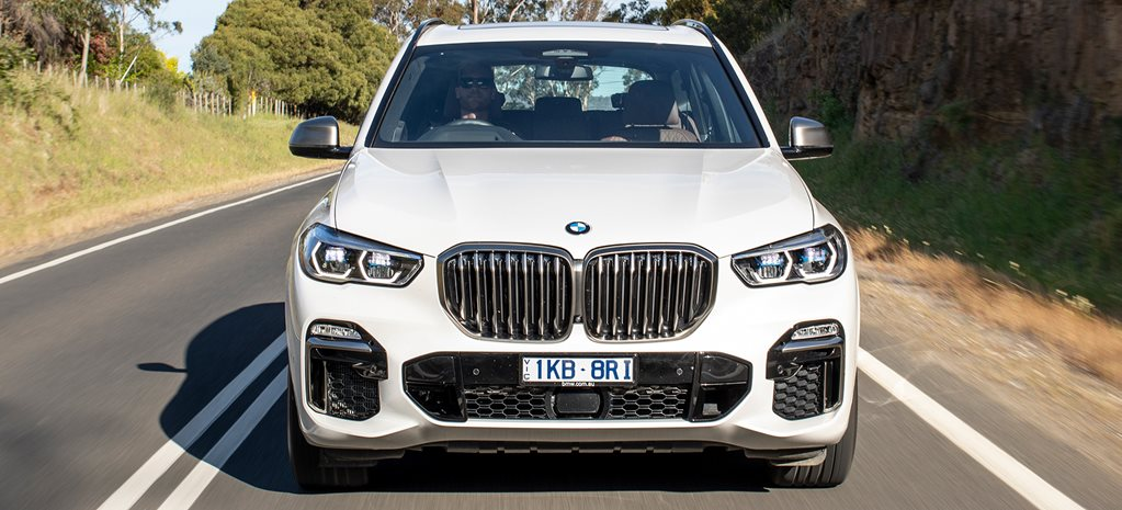2019 BMW X5 M50d quick review