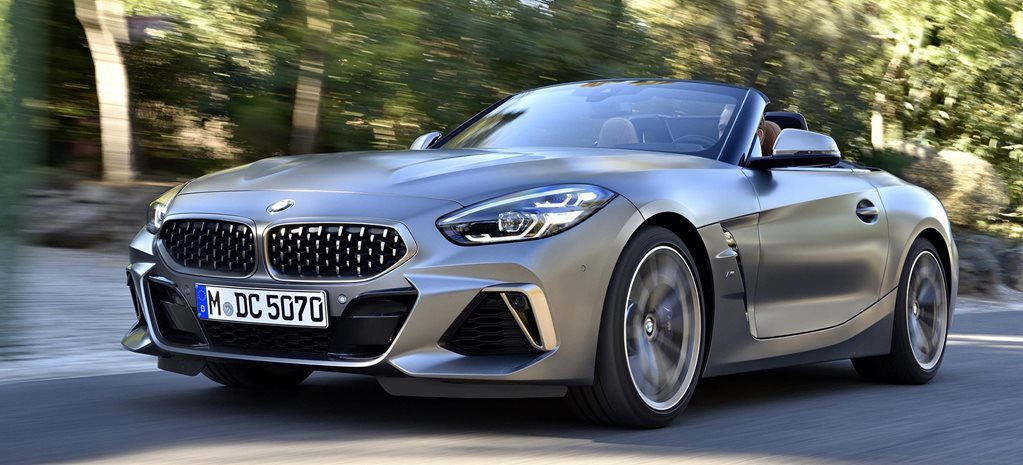 2019 Bmw Z4 Pricing And Specifications