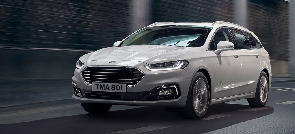 2019 Ford Mondeo: this is it!