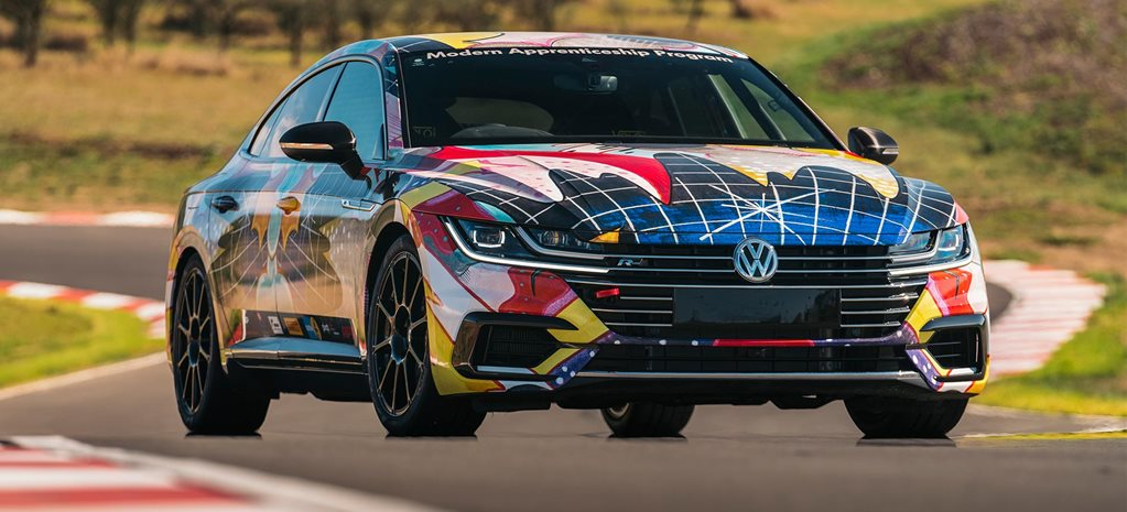 2018 Volkswagen Arteon time attack car review