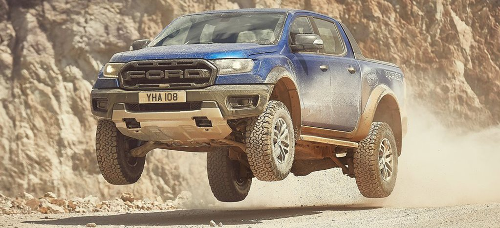 Scotty's new Ford Ranger Raptor – Carnage Plus