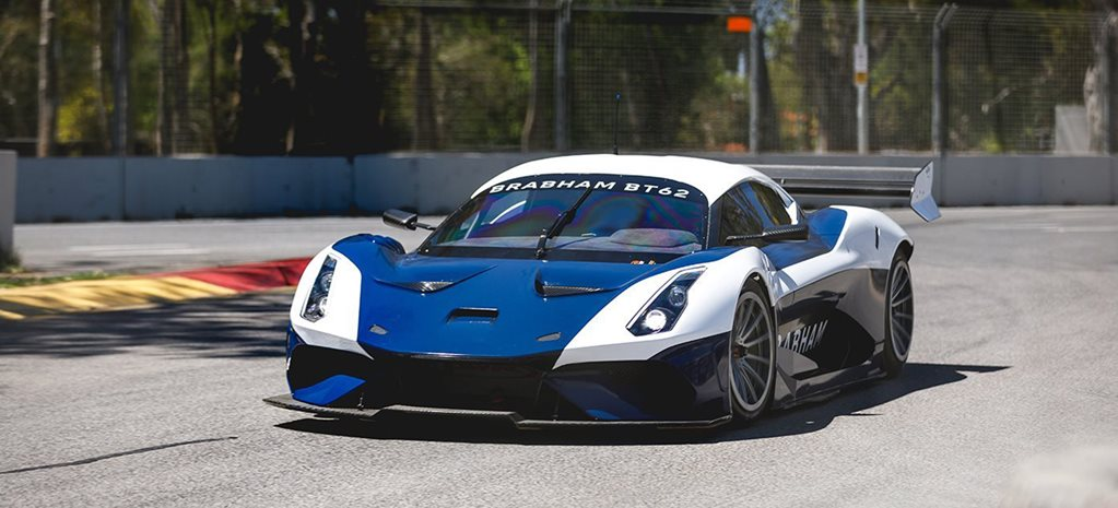 Brabham BT62 to make Bathurst debut