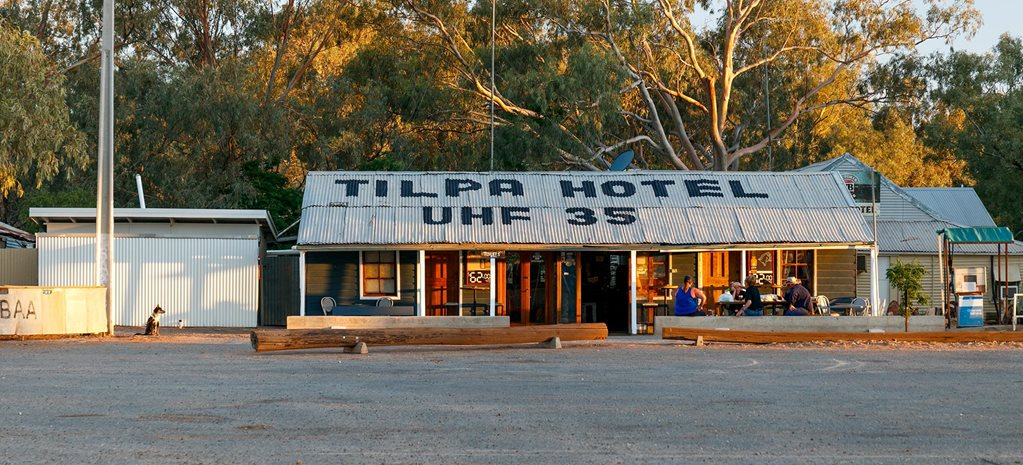 4x4 Pubs Tilpa Hotel NSW feature