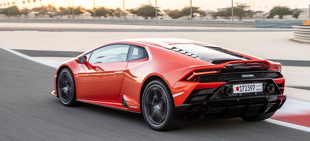 2019 Lamborghini Huracan Evo quick review