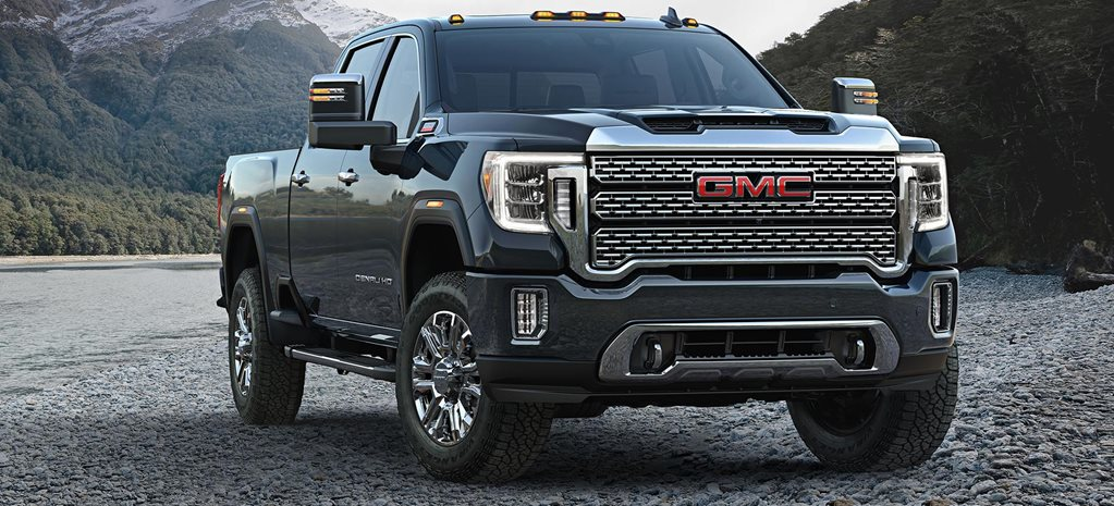 2020 GMC Sierra Heavy Duty revealed news