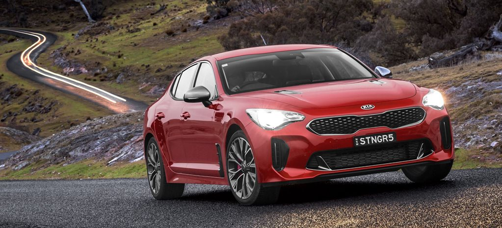 2019 Kia Stinger 330Si quick review
