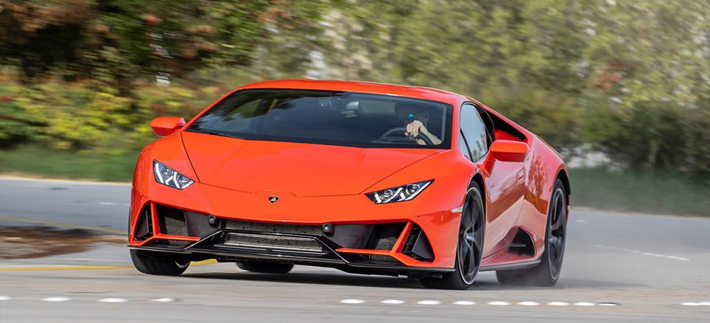 2019 Lamborghini Huracan Evo Price Features And Performante
