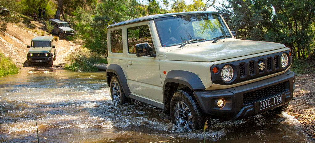 2020 Suzuki Jimny One Of The Best Non-US Off-Roaders >> 2019 Suzuki Jimny Price And Features