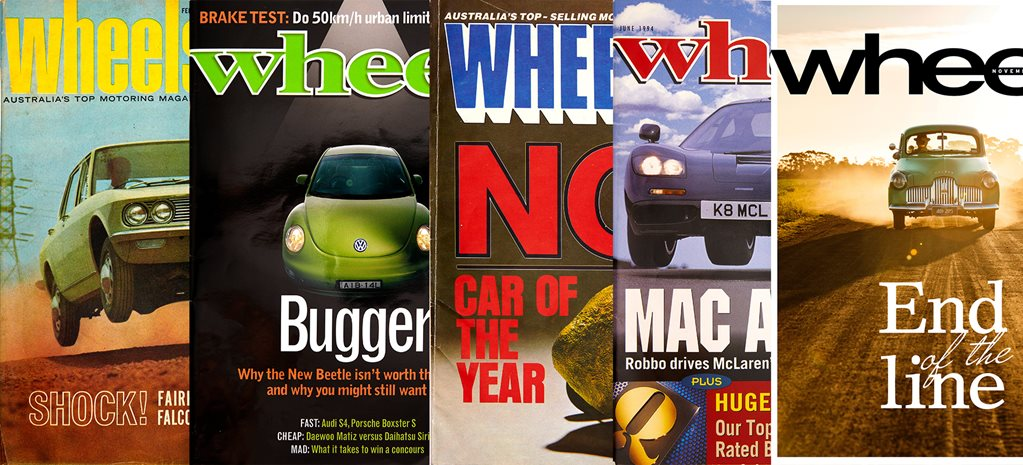 The best Wheels covers from history