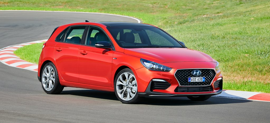 2019 Hyundai i30 N-Line Premium quick review