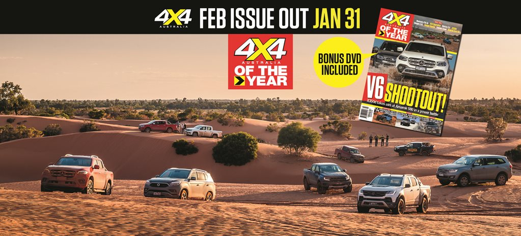 4X4 Australia February 2019 issue preview feature