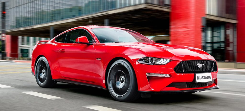 2019 Ford Mustang GT quick review