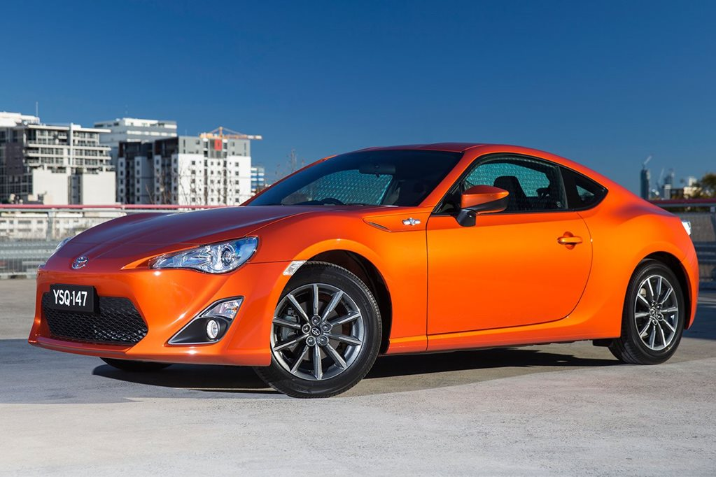 Is the Toyota 86 doomed?