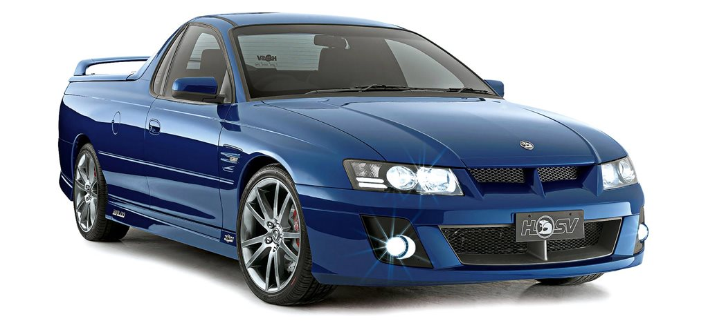 2006 HSV VZ Maloo R8 Fast car history lesson feature