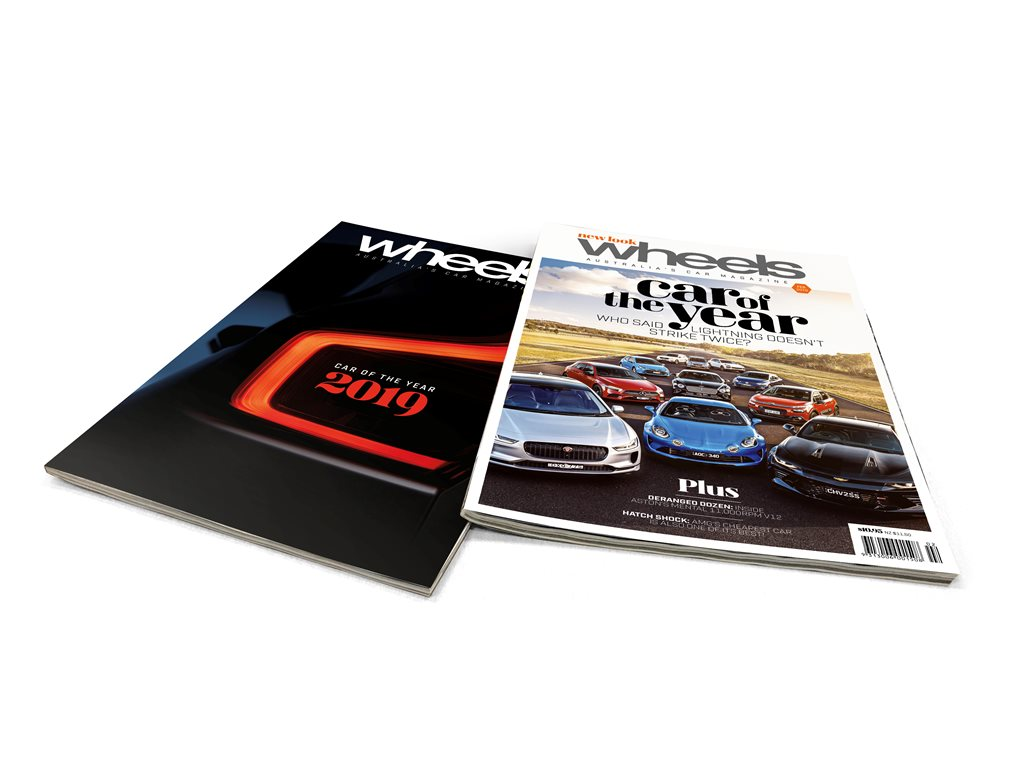New look, even better content: Wheels magazine preview – February 2019