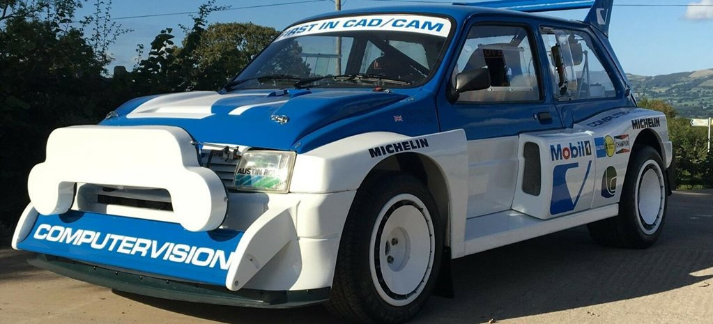 MG Metro 6R4 up for sale news