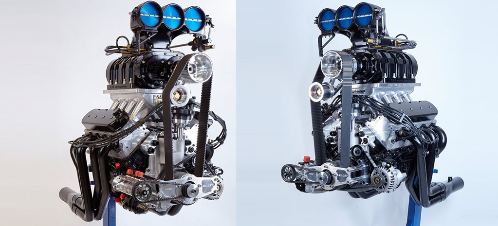 BG Engines-built blown 408ci LS - Mill Of The Month