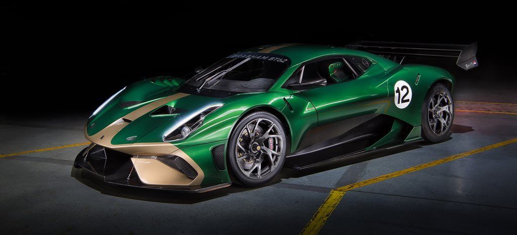 Brabham BT62 cuts sub-2 minute lap at Bathurst, threatens outright lap record