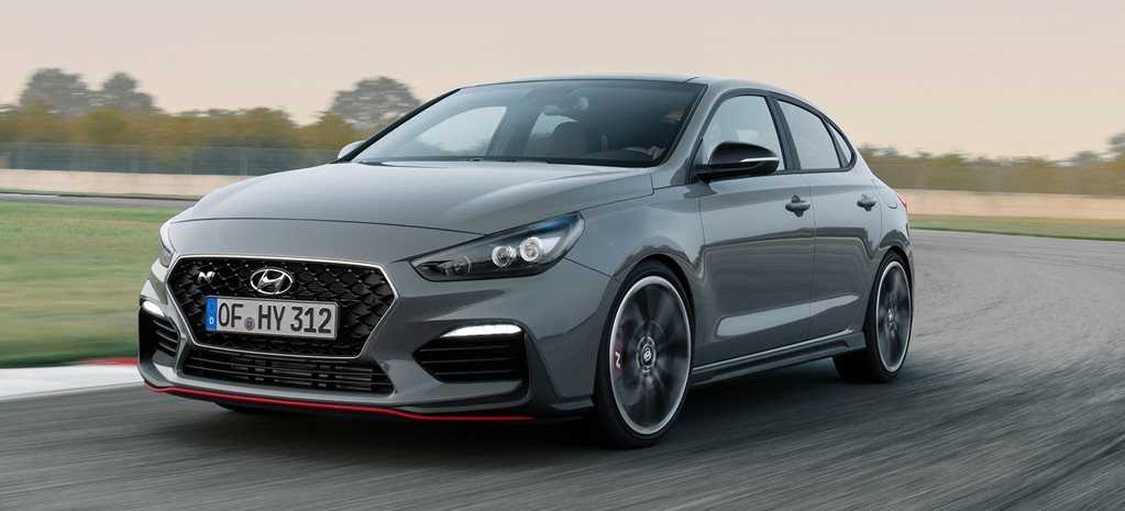 2019 Hyundai i30 Fastback N review