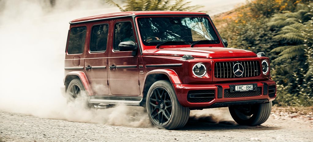 2019 Mercedes-AMG G63 4x4 first drive review
