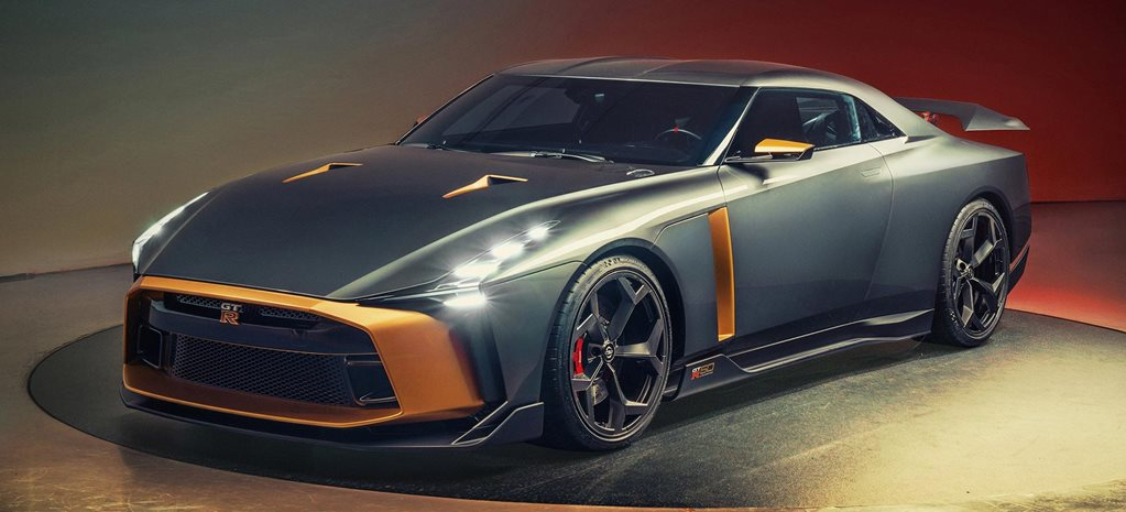 Italdesign Nissan GT-R50 in depth feature