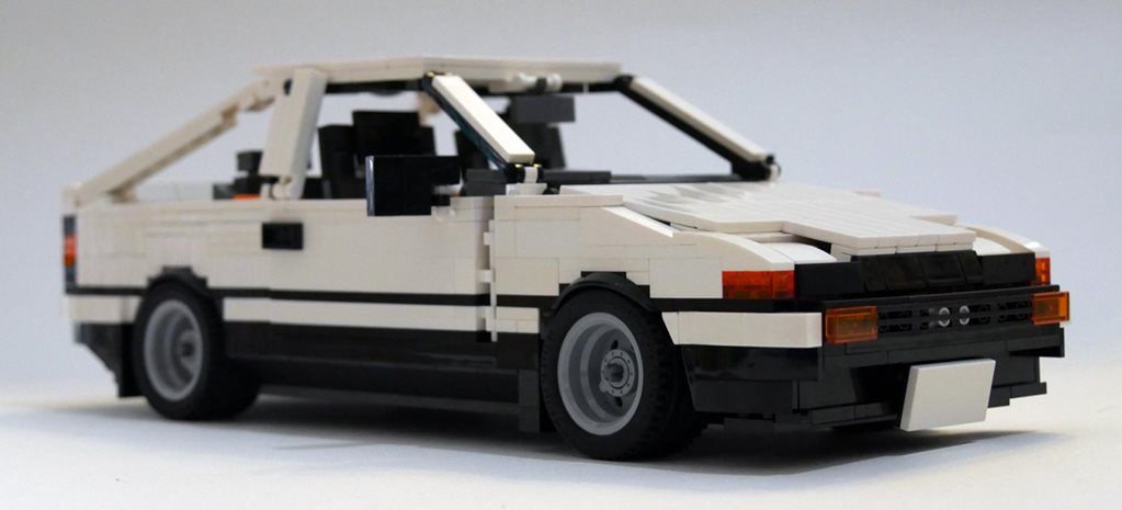 Lego Toyota AE86 could become a real product news