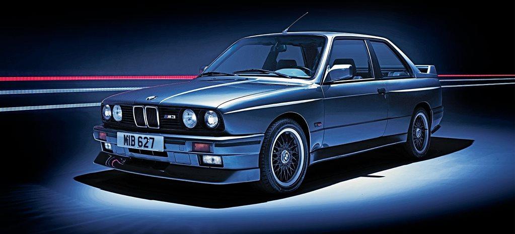1986 BMW E30 M3: Legend Series