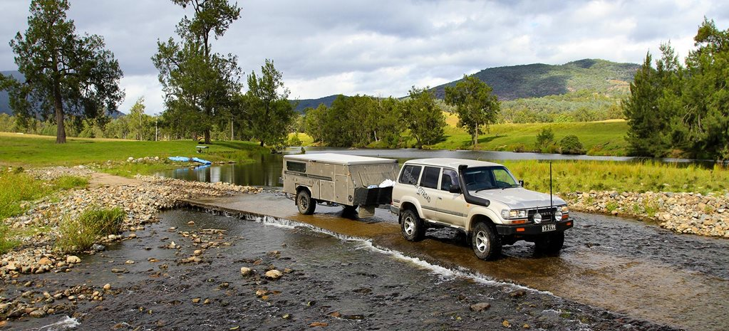4x4 trip from Tenterfield to Wunglebung NSW feature