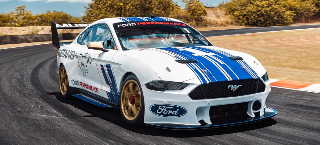 Ford Mustang Supercar racer officially launches news