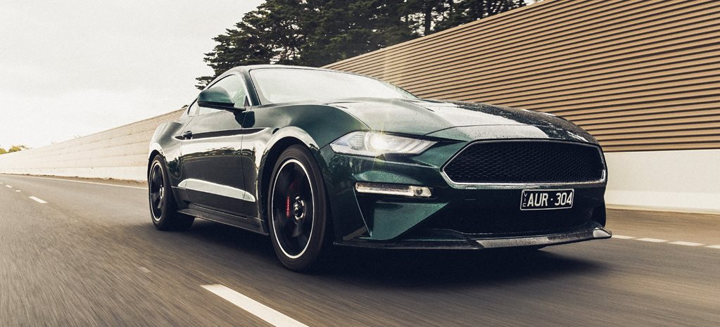Bullitt time: 2019 Ford Mustang Bullitt review