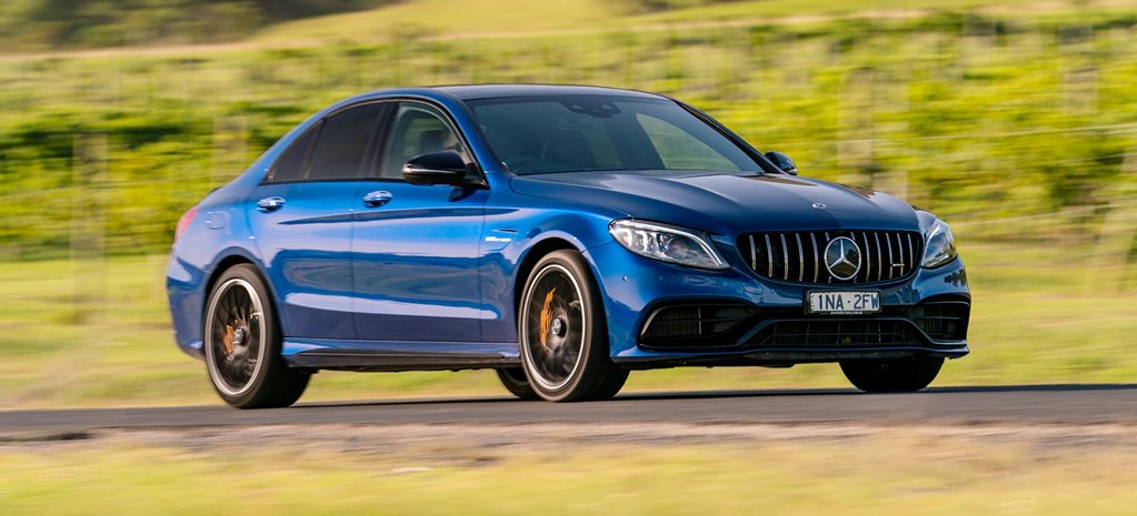 2019 Mercedes-AMG C63 S sedan performance review feature