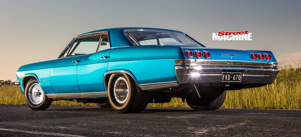 Nine-second big-block 1965 Chevrolet Impala