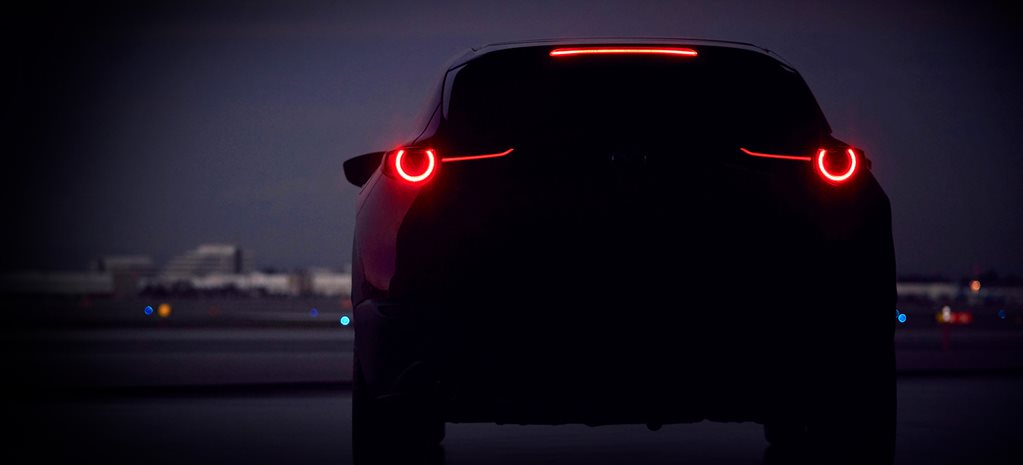 Will Mazda's mystery new SUV wear a CX-4 badge?