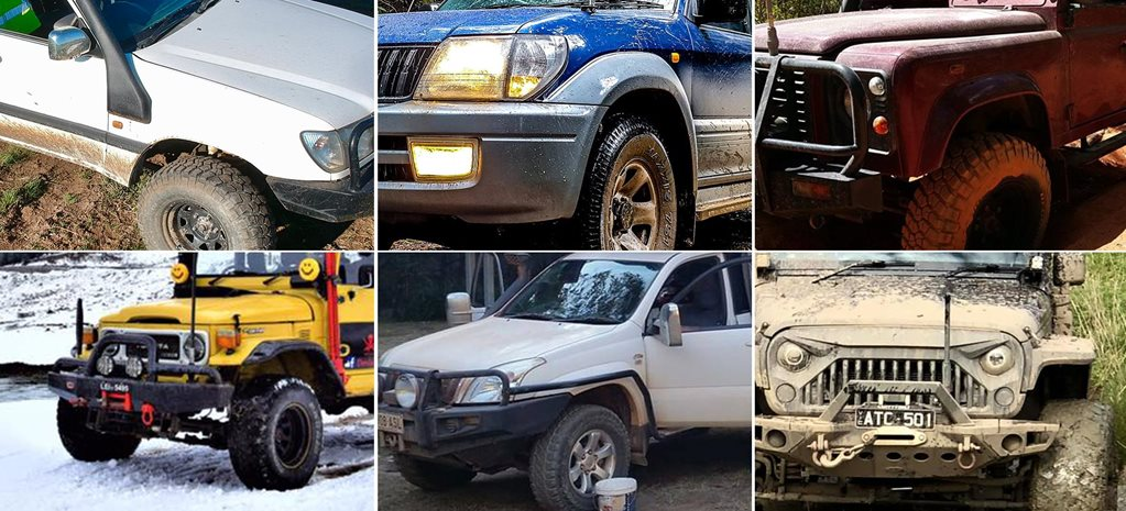 Readers 4x4 A-list adventure rigs feature
